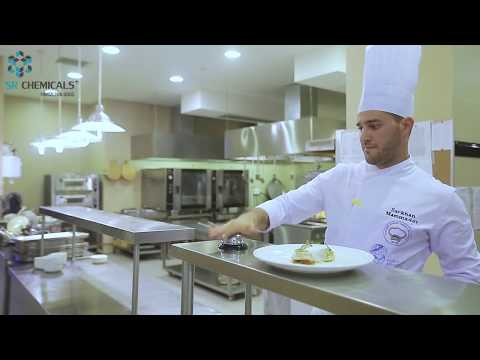 Executive Chef Sarkhan Mammadov - SR Chemicals