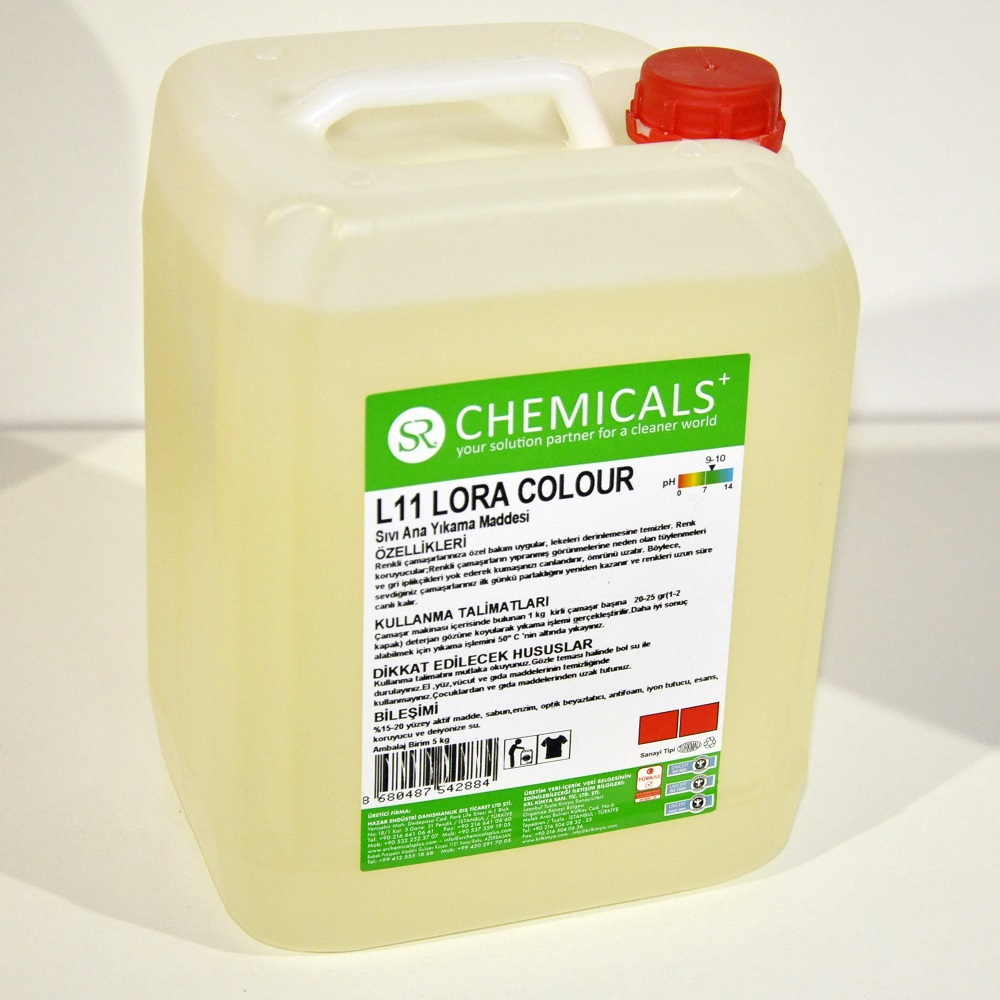 Liquid Laundry Detergent For Coloured Laundry